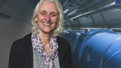 Dr Ursula Bassler 23rd President of the CERN Council. (Image: CERN)