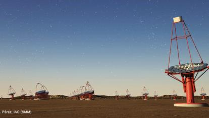 The Cherenkov Telescope Array (CTA) Experiment