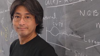 Hitoshi Murayama: Kavli IPMU Director (Credit:Kavli IPMU)