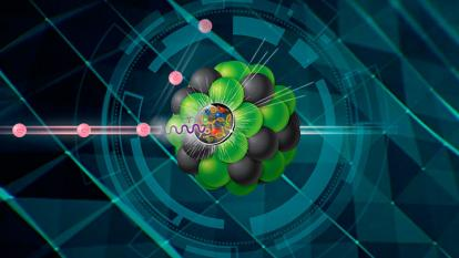 Electrons will collide with protons or larger atomic nuclei at the Electron-Ion Collider to produce dynamic 3-D snapshots of the building blocks of all visible matter.