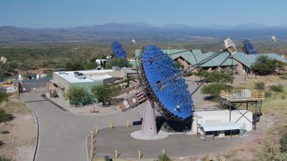 Very Energetic Radiation Imaging Telescope Array System (VERITAS)